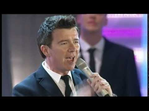 Новая Волна-2012 Rick Astley - Together Forever
