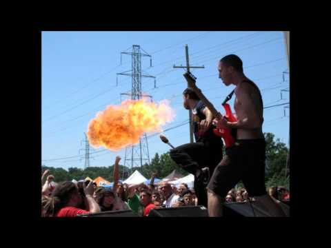 DILLINGER ESCAPE PLAN - NEW 2013.