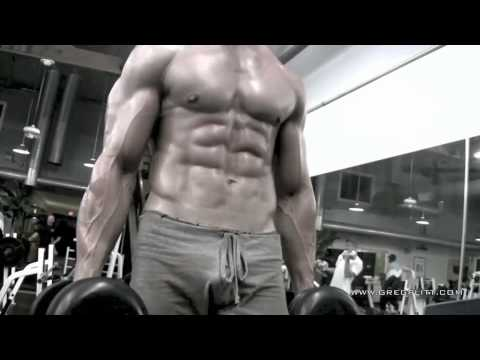 Greg Plitt Best of The Best Workout мотивация