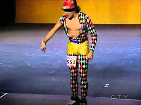 "Free Style Spandex Dancer - ""Spandy"" Andy Rimer  Spandy Andy"