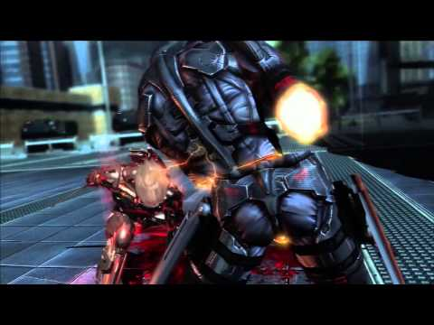 Обзор игры - Metal Gear Rising: Revengeance