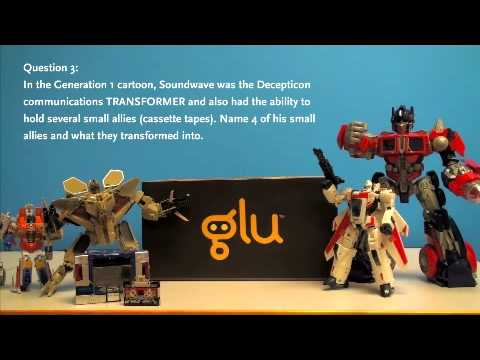 TRANSFORMERS CyberToy Trivia Contest