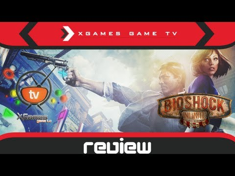 Обзор BioShock Infinite (Review)