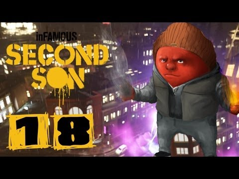 Прохождение inFamous: Second Son (PS4/RUS) - #18 DLC ч.1