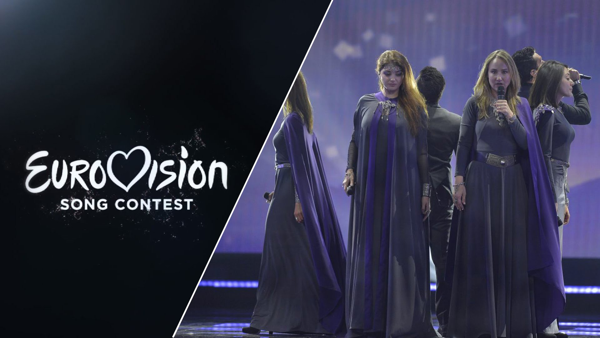 Genealogy - Face The Shadow (Armenia) - LIVE at Eurovision 2015: Semi-Final 1 онлайн