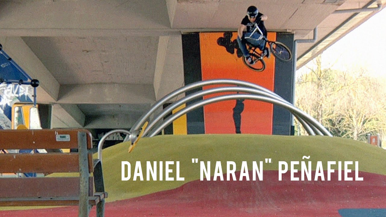 "Shredding in in Burgos and Madrid by Daniel ""Naran"" Peñafiel смотреть онлайн"