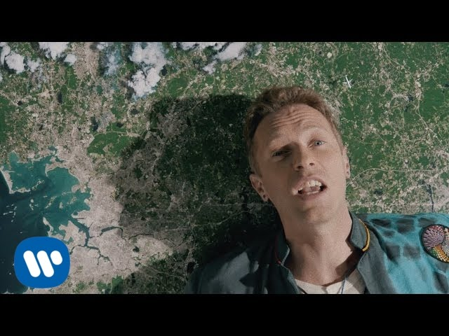 Coldplay - Up&Up (Official video) девушки