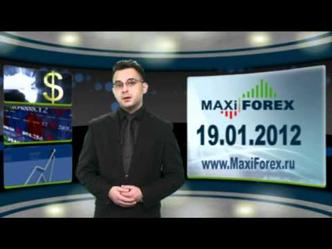 19.01.12 - GBP/USD. Прогноз курса пары фунт доллар. Forex