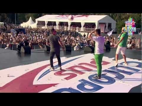 Alex Gaudino на Europa Plus LIVE 2012 [OFFICIAL VIDEO]