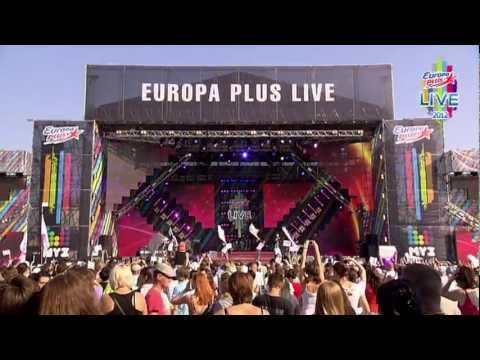 Max Barskih на Europa Plus LIVE 2012 [OFFICIAL VIDEO]