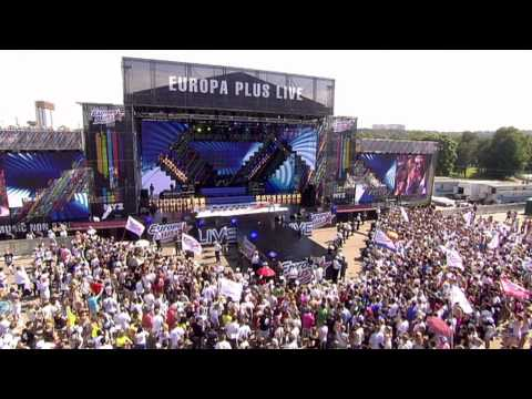 Микс от DJ An:Tone на Europa Plus LIVE 2012 [OFFICIAL VIDEO]
