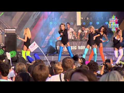 Playmen на Europa Plus LIVE 2012 [OFFICIAL VIDEO]