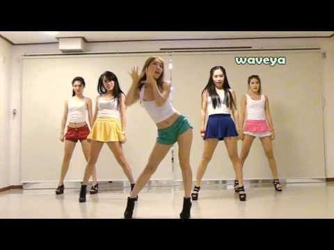 GANGNAM STYLE  Waveya  Korean dance team