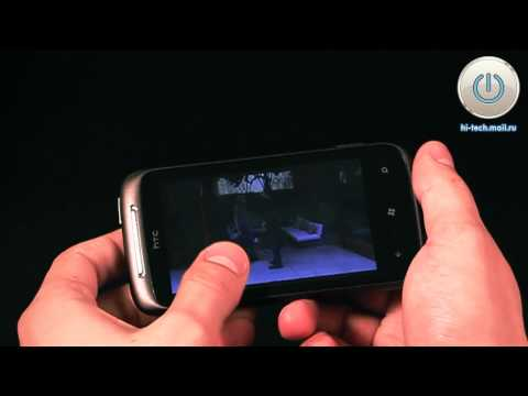 Обзор HTC 7 Mozart и Windows Phone 7.5 Mango