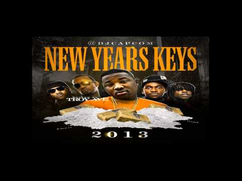 Dj CapCom & Troy Ave - Intro - New Years Keys 2013 Mixtape