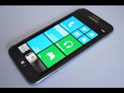 New. Обзор Samsung Ativ S (review): первый Windows Phone 8 компании