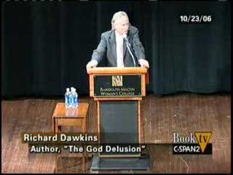 "Richard Dawkins - ""What if you're wrong?"""