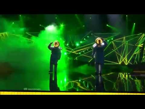 евровидение 2013, Montenegro: Who See - Igranka (1st Semi-Final)