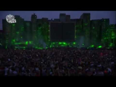 Skrillex: Tomorrowland 2012 (part 4)