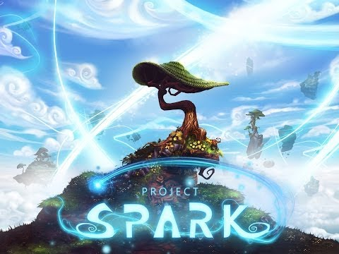 Project Spark Beta Let's Play на Xbox One Продвинутый Minecraft