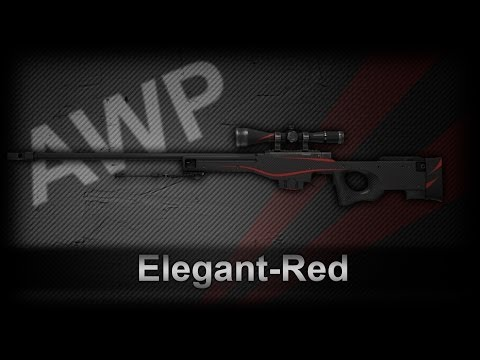 Стим [CS:GO] Craft AWP Redline [RUS]