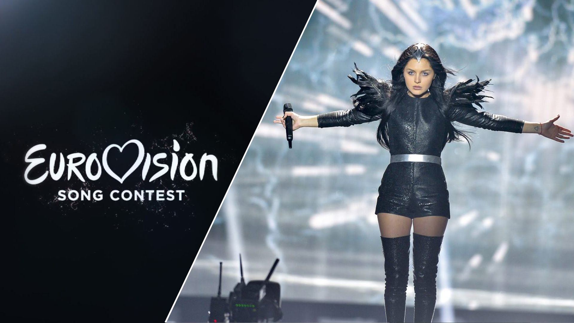 Nina Sublatti - Warrior (Georgia) - LIVE at Eurovision 2015: Semi-Final 1 онлайн