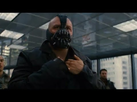 THE DARK KNIGHT RISES (2012) . Тёмный Рыцарь