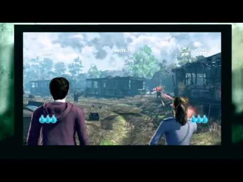 Harry Potter: Deathly Hallows Game KINECT XBOX 360