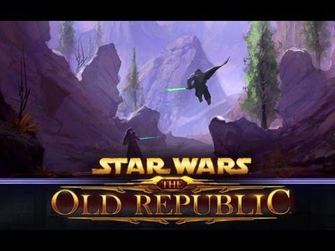 Star Wars: The Old Republic - презентация