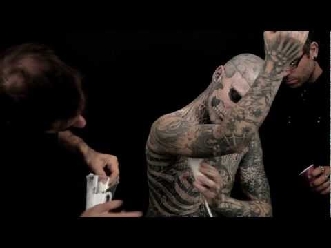 zombie boy Go Beyond The Cover: Behind the Scenes