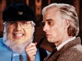 J. R. R. Tolkien vs George R. R. Martin.  Epic Rap Battles of History. Season 5 девушки